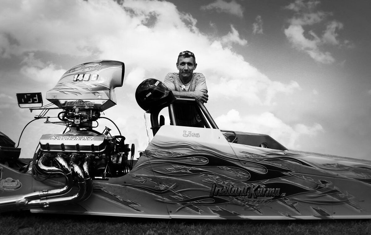 funny car racing - Willow Street Pictures