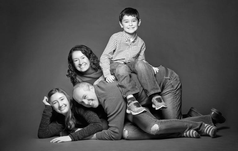 Sanger Family Portrait