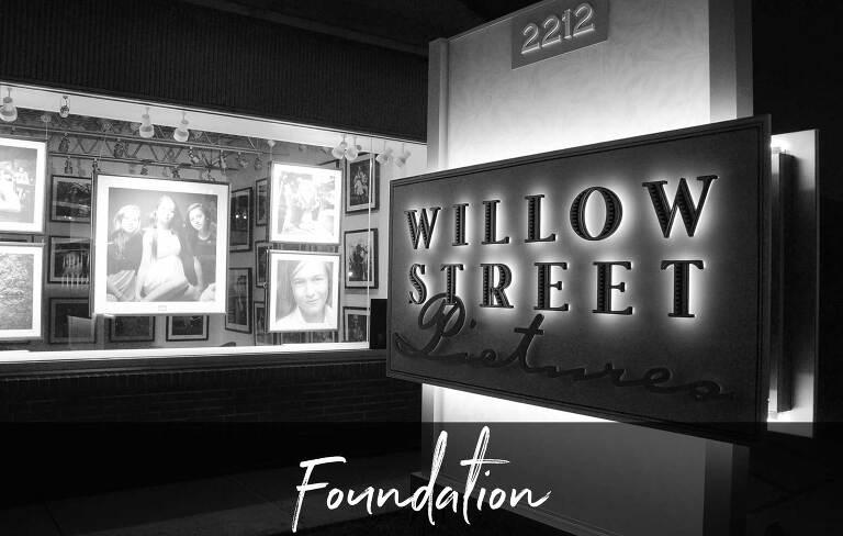 Pet photography near Philadelphia & Family Portrait Studio, Willow Street Pictures building photo