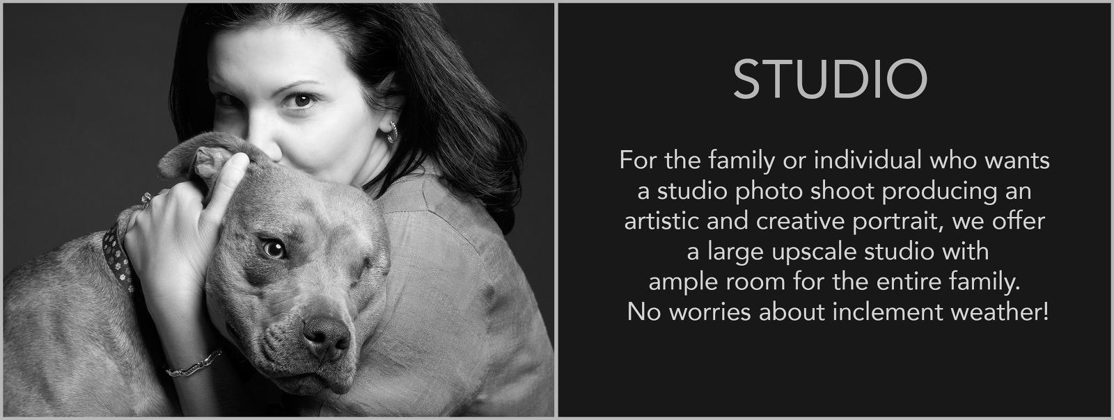 Studio photoshoot - Willow Street Pictures